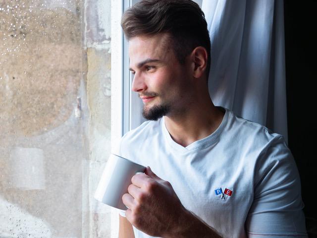 T-shirt homme fabrication française