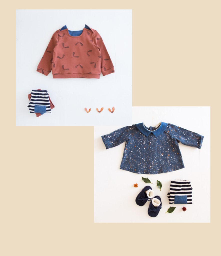 Vêtements enfant made in France