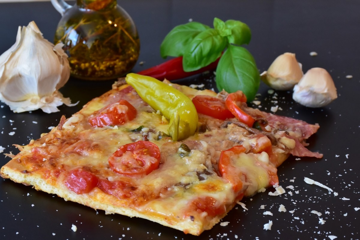 Pâte à pizza bio recette facile