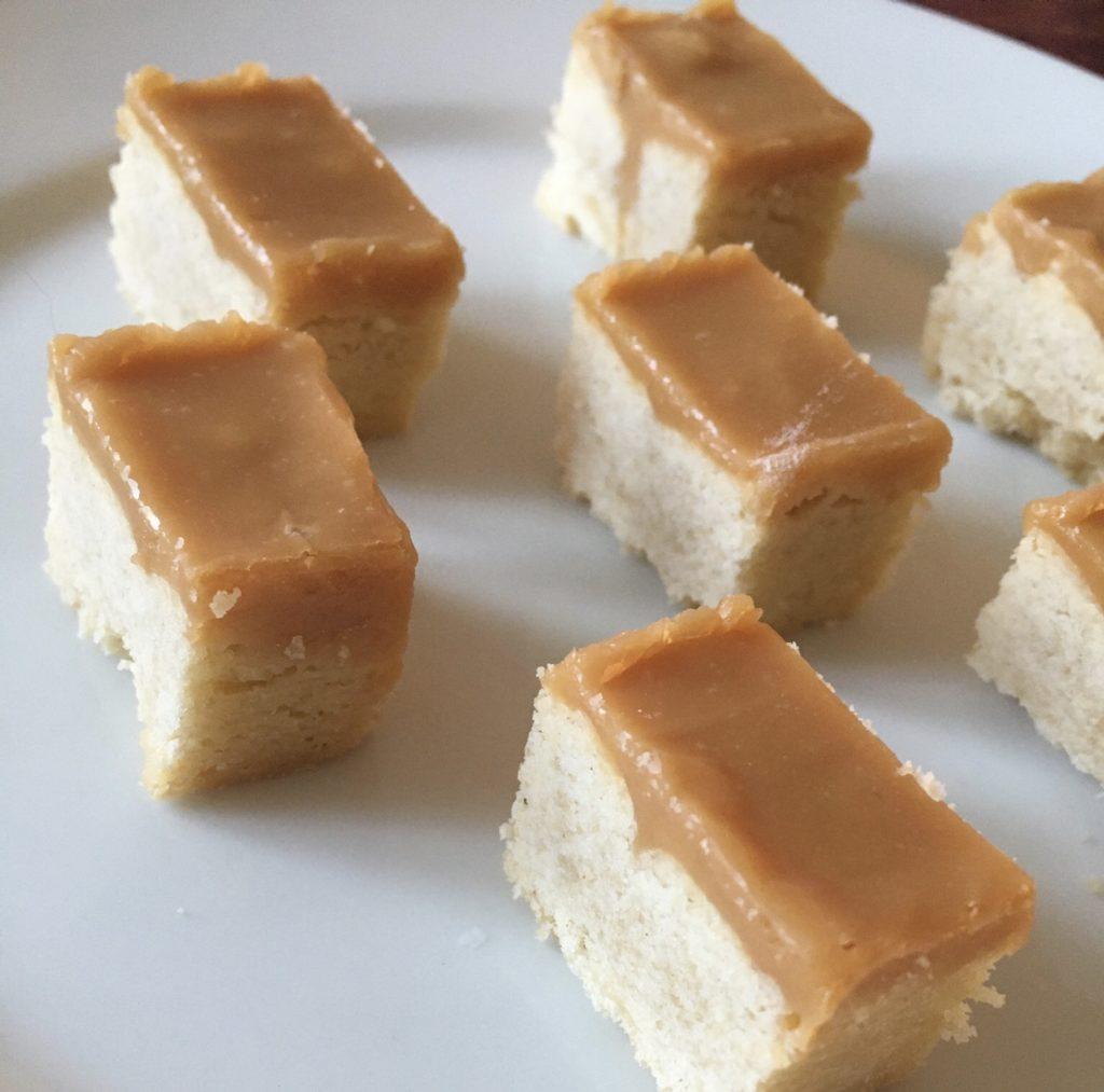 Biscuits au caramel faciles