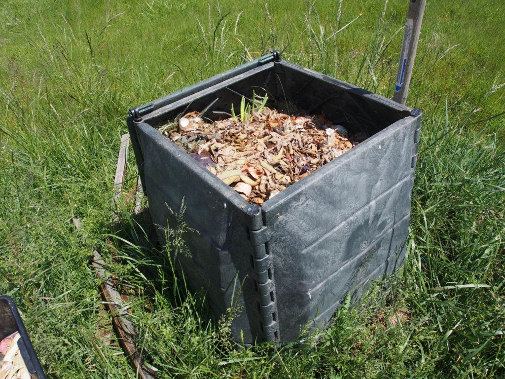 Composteur tri déchets